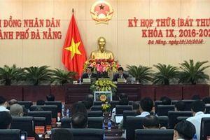 Đà Nẵng miễn nhiệm, bầu bổ sung nhiều chức danh chủ chốt