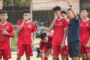 U19 Việt Nam thua Jordan: Do cầu thủ hay lỗi chủ nhà?