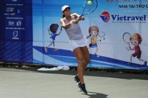 200 tay vợt dự Giải quần vợt VTF Junior Tour 4