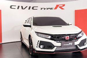 Honda Civic Type R tiền tỷ sẽ có mặt tại VMS 2018