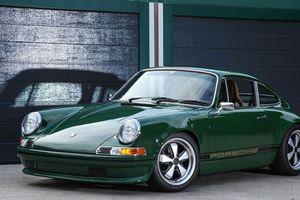 Choáng với xe cổ Porsche 911 phục chế giá tới 54 tỷ đồng