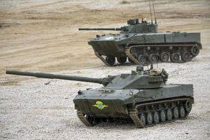 Lực lượng đổ bộ đường không của Nga đang chờ đón pháo chống tăng tự hành mới nhất 'Sprut-SDM1'