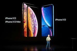 iPhone XS và XS Max có doanh số tốt tại Mỹ