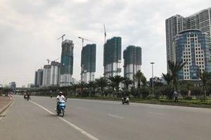 Hà Nội: Tổ chức lại giao thông khu vực đường gom đại lộ Thăng Long