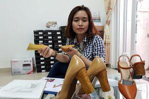 Cô chủ khởi nghiệp từ giày dép độc và lạ