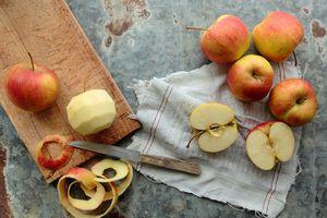 Lợi ích bất ngờ từ vỏ trái táo mà bạn chưa biết