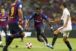Barcelona - Sevilla (1 giờ 45 ngày 21.10): Vì ngôi đầu bảng