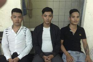 Bắt 3 thanh niên cho vay nặng lãi
