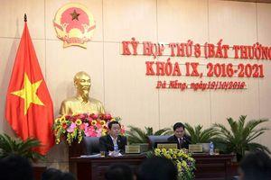 Cán bộ đầu tiên của Đà Nẵng 'nhường ghế' được hỗ trợ tiền