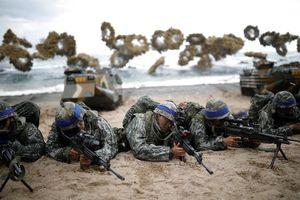 Mỹ - Hàn tiếp tục xuống nước với Triều Tiên, hủy thêm một cuộc tập trận