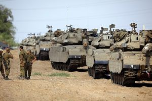 Israel đưa 60 xe tăng, xe bọc thép tới biên giới, dải Gaza sắp 'bùng cháy'
