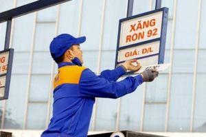 Giá xăng sẽ giảm mạnh vào thứ Hai?