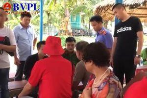 Du khách Trung Quốc bị đột quỵ dẫn đến tử vong