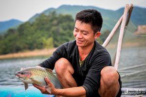 Thanh niên người Thái làm giàu trên đảo hoang
