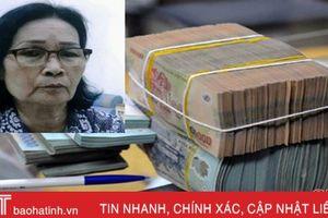 Bắt giam nguyên phát thanh viên lừa nhà thầu Hà Tĩnh hơn 4 tỷ đồng