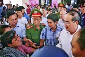 Bí thư Nguyễn Thiện Nhân: Tháng 11 sẽ xử lý cán bộ sai phạm ở Thủ Thiêm