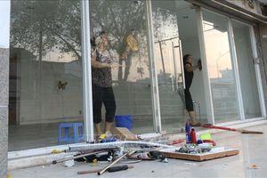 700 hộ gia đình chung cư Carina Plaza đã trở về nơi ở sau vụ cháy kinh hoàng