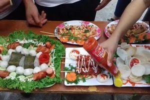 Dậy sóng mạng xã hội: Ghen tị với 'độ ngầu' trong hội thi nấu ăn hoành tráng nhân ngày 20/10
