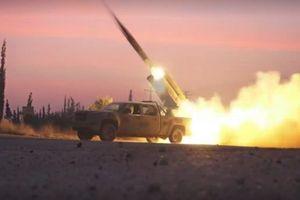 Quân đội Syria, phiến quân đấu tên lửa, Aleppo rung chuyển dữ dội