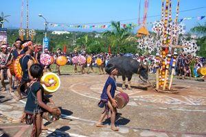 Lùi thời gian tổ chức Festival văn hóa cồng chiêng Tây Nguyên năm 2018