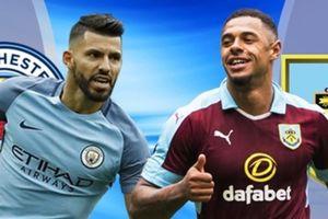 TRỰC TIẾP Man City 5-0 Burnley: Bữa tiệc bàn thắng thịnh soạn (KT)