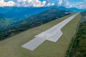 Sân bay đẹp nhất trên 'nóc nhà thế giới'