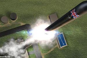 Anh sẽ khai thác cảng hàng không vũ trụ vào năm 2020