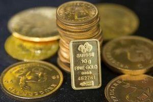 Diễn biến ảm đạm của thị trường cổ phiếu 'nâng đỡ' giá vàng tuần qua