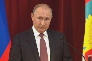 Tổng thống Putin: 'Tổ chức IS tuyên bố mỗi ngày xử tử 10 con tin tại Syria'