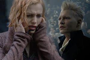 Lộ nghi vấn Queenie theo phe hắc ám Grindelwald trong teaser mới 'Fantastic Beasts 2'