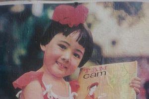 Từ cô bé 4 tuổi sún răng trên tờ lịch, BTV Hoài Anh biến thành nữ MC 40 tuổi được triệu người yêu thích