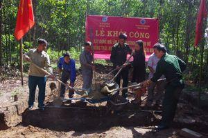 Hỗ trợ 150 triệu đồng xóa nhà tạm cho phụ nữ nơi biên giới tỉnh Thừa Thiên Huế