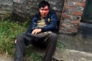 Vĩnh Phúc: Thanh niên trộm chó bị người dân đánh chảy máu đầu