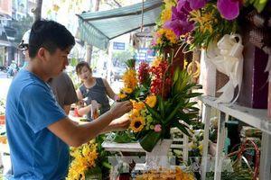 Đà Nẵng: Giá hoa tươi tăng từ 20 đến 30% dịp lễ Ngày Phụ nữ Việt Nam