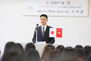 Nhiều cơ hội trong hợp tác liên kết đào tạo và cung cấp điều dưỡng viên sang Nhật