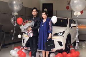 Lexus NX300 2018 của ca sĩ Ngọc Sơn mới 'tậu' có gì ấn tượng?