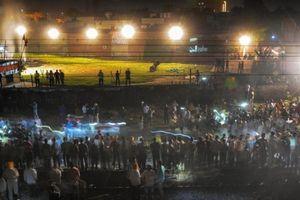 61 người thiệt mạng trong tai nạn đường sắt ở Ấn Độ