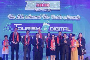 110 thương hiệu ngành du lịch được vinh danh tại The Guide Awards 2017-2018