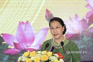 Toàn văn phát biểu của Chủ tịch Quốc hội tại Lễ kỷ niệm 60 năm Ngày Chủ tịch Hồ Chí Minh về thăm Bắc Ninh