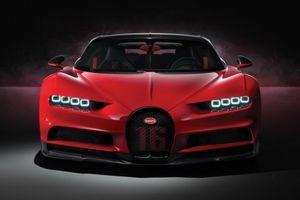 Bugatti Chiron Super Sport sẽ được ra mắt tại Geneva 2019 trước khi bước lên đường đua