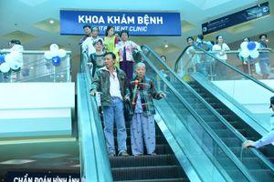 Hơn 1000 giường bệnh tại Bệnh viện Xuyên Á-Vĩnh Long đi vào hoạt động