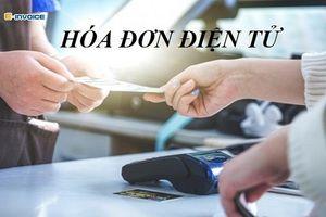 Chính thức chuyển hóa đơn giấy sang hóa đơn điện tử từ ngày 1/11/2020