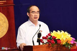Ông Nguyễn Thiện Nhân: 'Tháng 11, HĐND TPHCM sẽ họp giải quyết vấn đề Thủ Thiêm'