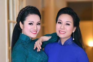 Sao Mai Thu Hà 'đọ sắc' với Tân Nhàn trong đêm nhạc tại Hà Nội