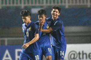 U19 Thái Lan quả cảm cầm chân U19 Iraq