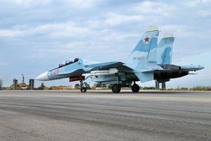 Lực lượng Nga xóa sổ hơn 122.000 mục tiêu khủng bố ở Syria