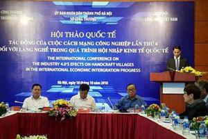 Phát triển thương mại điện tử cho các làng nghề