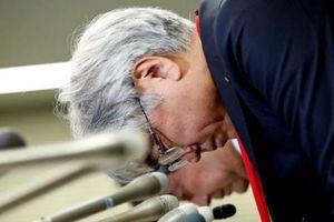Cúi đầu nhận lỗi, Nhật Bản bất ngờ 'sờ gáy' một loạt vi phạm