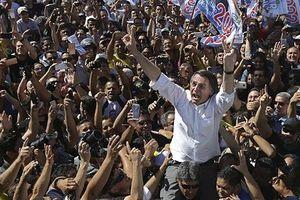 Làn sóng bạo lực mới làm 'nóng' cuộc bầu cử Tổng thống Brazil