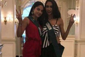 Chỉ vì bức ảnh, 'Hoa hậu Trái đất' Lebanon bị tước vương miện